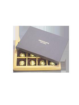 Handmade Chocolate Brown Gift Box