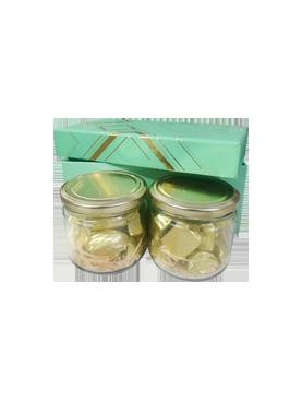 Delightful Aqua Green Chocolate Gift Box
